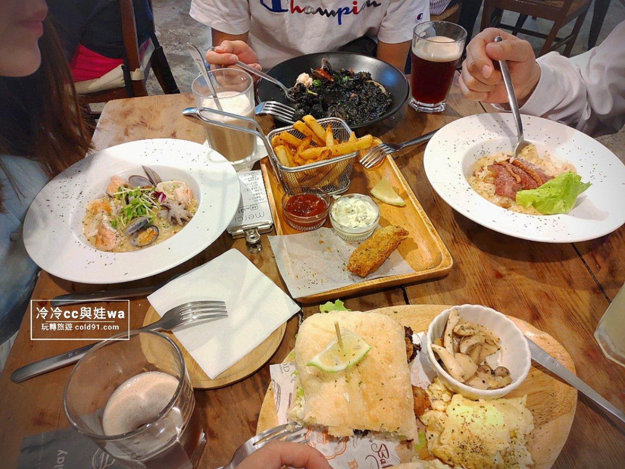 板橋美食早午餐】Merci Cafe早午餐,超適合網美前來享用和打卡的地方!